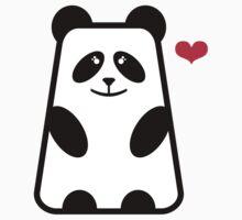 Panda. Kids Clothes