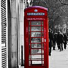 London Phone Box by Aconissa