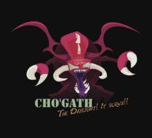 Cho'Gath by Jellyscuds