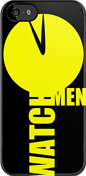 iPhone Case - Watchmen by fenjay