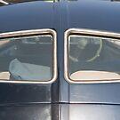 Lancia Aprilia Rear Window by Flo Smith