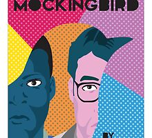 To Kill A Mockingbird PopArt by jjaysonn