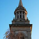 Oxford Church Spire by Flo Smith