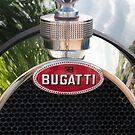 Bugatti Grille Marque1 by Flo Smith