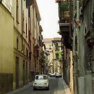 Cinquecento Fiat 500 - Verona by Flo Smith