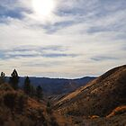 Perfect Autumn Day - Idaho by CADavis