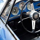 Alfa Romeo Giulietta Spider by Flo Smith