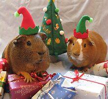 Santa's Little Helpers by shiro