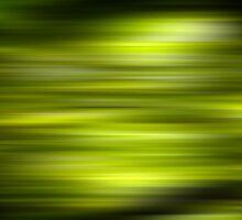 Green Stripe by Phillip Shannon