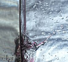 Water drops abstract 3 by stelio