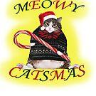 MEOWY CATSMAS by Kye Smith