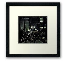 Chestnutman Framed Print
