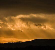 November Skies by Ian Middleton