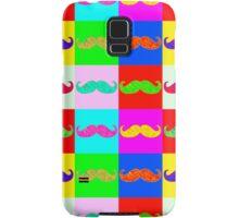 Mustache by Warhol Samsung Galaxy Case/Skin