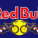 I'm Sponsored by RedBull by Andy Scullion