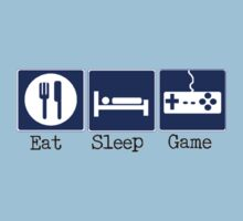 Eat, Sleep, Game by shakeoutfitters