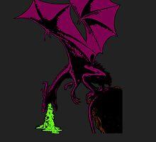 Dragon's Sickness [Color] by Rastaman