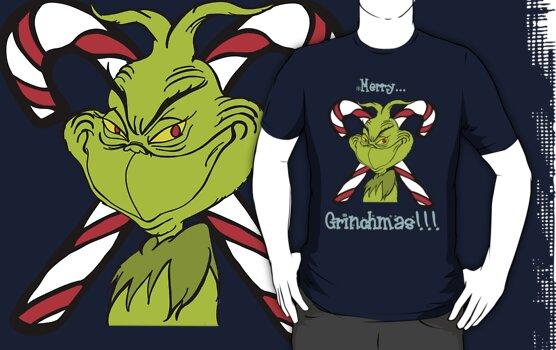 Merry Grinchmas by MalvadoPhD