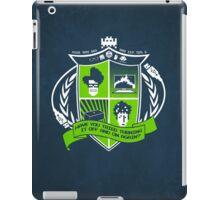 The IT Crowd Crest   iPad Case iPad Case/Skin