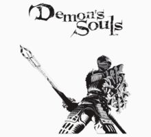 Demons Souls Shirt Design by darkestsoul