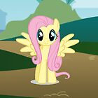 FlutterShy by DerpyDash101