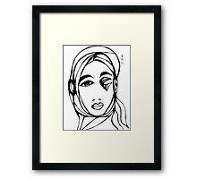 Tao 31 Framed Print