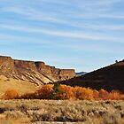 Plateau In Fall by CADavis