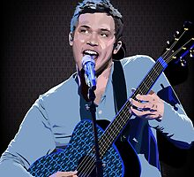 Phillip Phillips Portrait by jash
