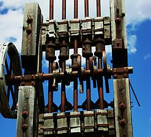 Old Equipment - Custer, Idaho by CADavis