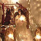 The Magic of Animated Christmas Angel Dolls by Jane Neill-Hancock