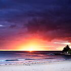 Cronulla Beach Sunrise by oneshuteye