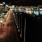 Darling Harbour Side by AlexDexterEvas