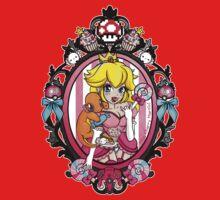 Princess Peach Pokemon Tattoo Kids Clothes