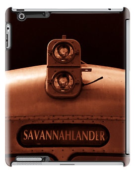 SavannahLander by Dean Gale
