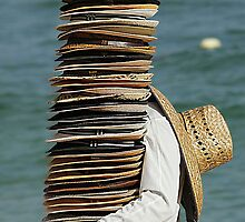 The Hat Man by Rob Atkinson