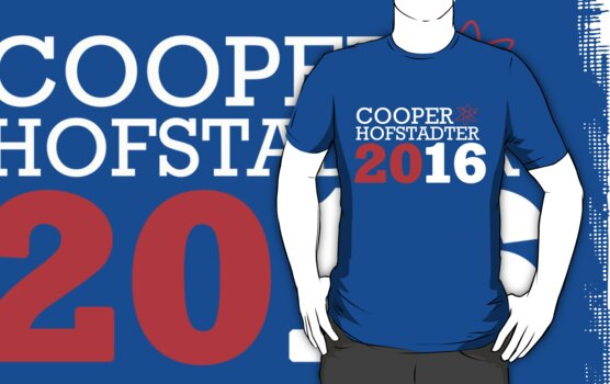 Cooper / Hofstadter 2016 by thecleverist