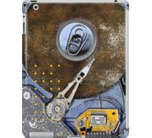 Canned memories iPad Case/Skin