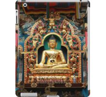 Finding the way to Nirvana iPad Case/Skin