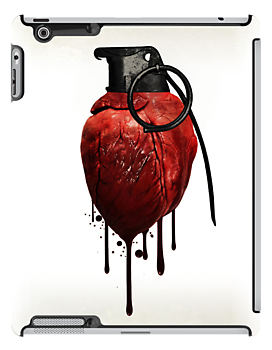 Heart Grenade by Nicklas81