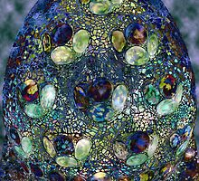 Gaudi Egg  by John Gaffen