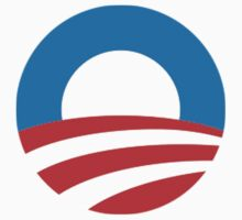 Obama Presidential Campaign Logo by TomLivie