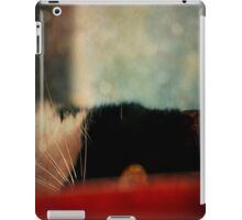 Silence from the Shadows. iPad Case/Skin