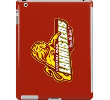 Casterly Rock Lannisters iPad Case/Skin