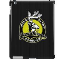 Storms End Baratheons iPad Case/Skin