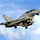 Eurofighter Typhoon FGR4 29 (R) Sqn at RAF Coningsby by Clare Scott