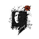 "I-Pad Alan Rickman Severus Snape ""Always"" by scatharis"