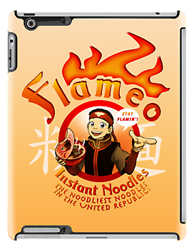Flameo Instant Noodles! by a745