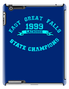 East Great Falls - 1999 Lacrosse Champions by amanoxford