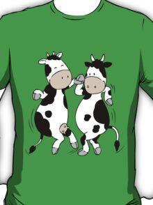 Mooviestars - Dancing Cows T-Shirt