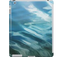 Water Abstract H2O #53 iPad Case/Skin